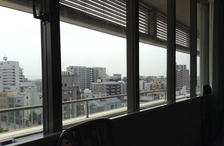 窓からの眺め-2