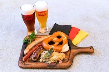 ドイツビールと