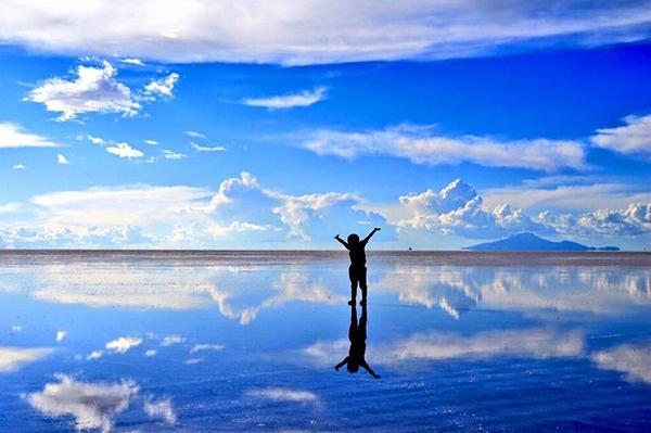 絶景の憧れ、ウユニ塩湖!!