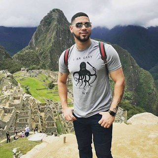 Gary Sanchez Machu Picchu