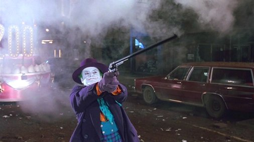 バットマン ジャック・ニコルソン