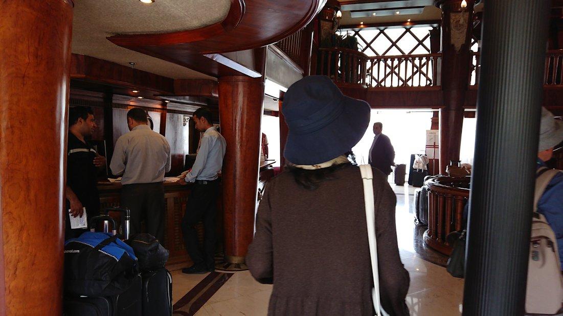 エジプト旅行 ブログ 口コミ プリンセス サラー