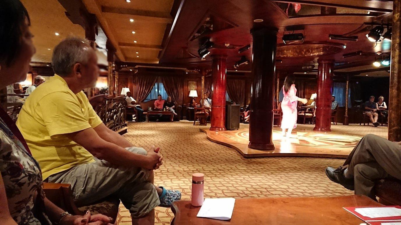 エジプト旅行 ブログ 口コミ プリンセス サラー ベリーダンス