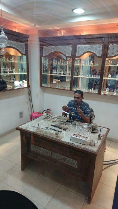 エジプト旅行 ブログ 口コミ 香水屋