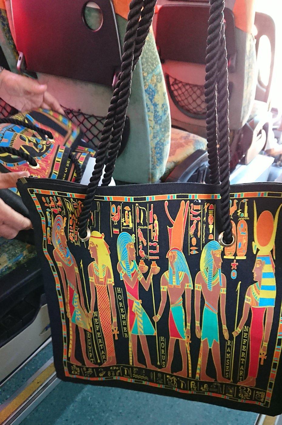 エジプト旅行 ブログ 口コミ アクセサリー 貴金属