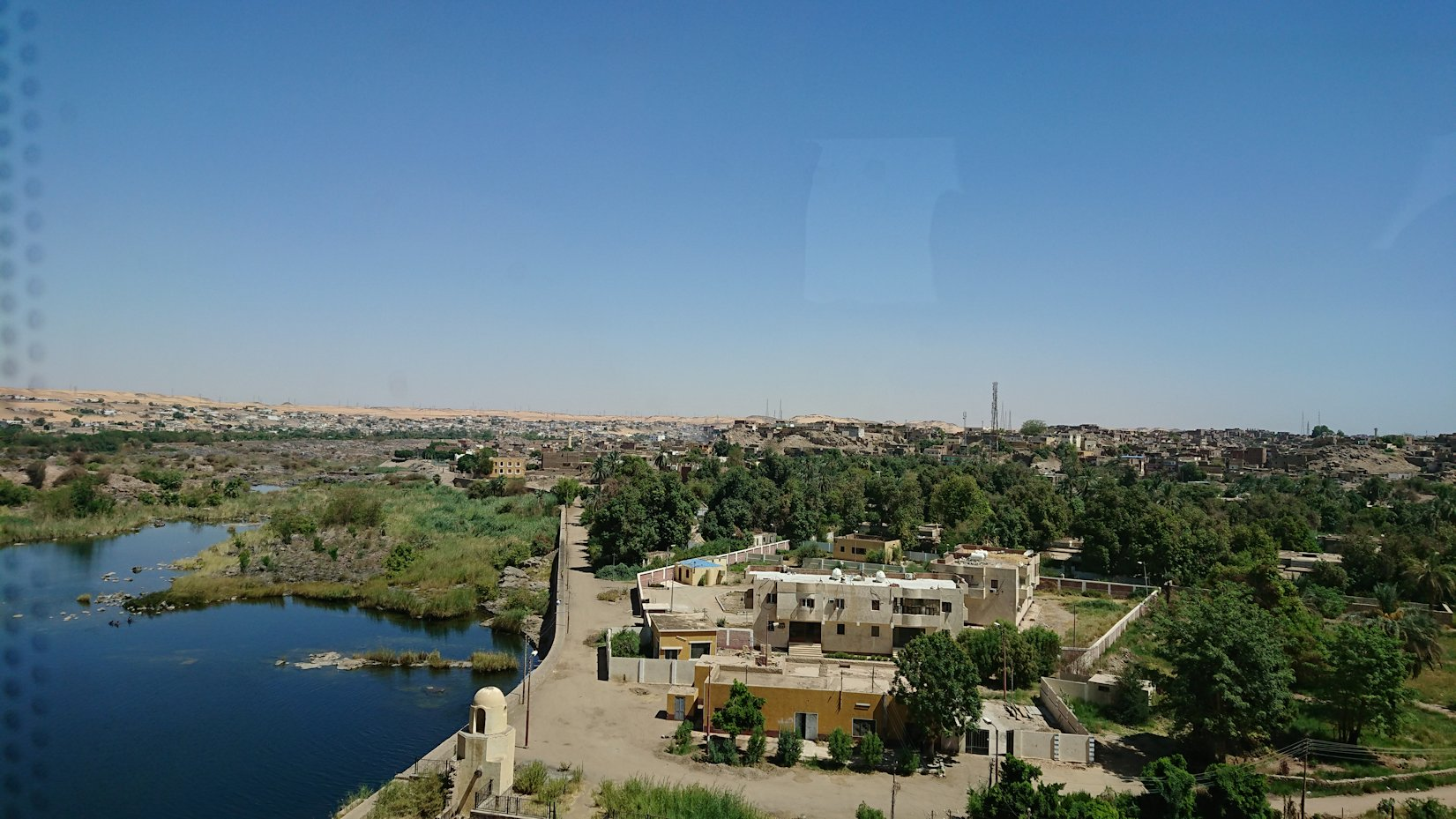 エジプト旅行 ブログ 口コミ アスワン・ハイ・ダム