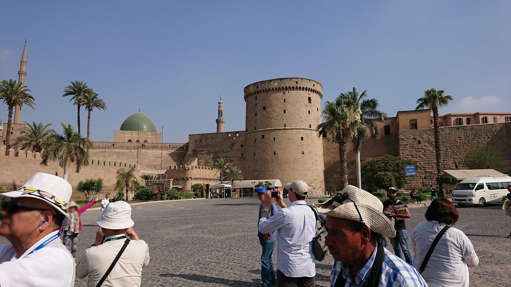 エジプト旅行 ブログ 口コミ カイロ モハメッド・アリ・モスク