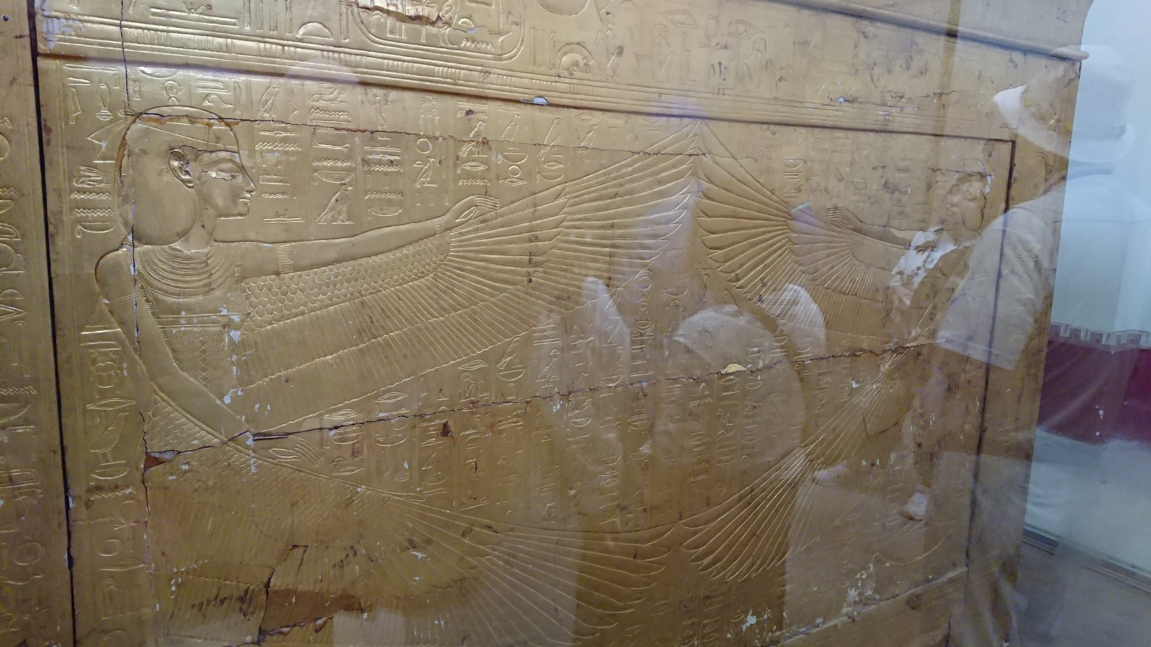 エジプト旅行 ブログ 口コミ カイロ 考古学博物館 ツタンカーメン