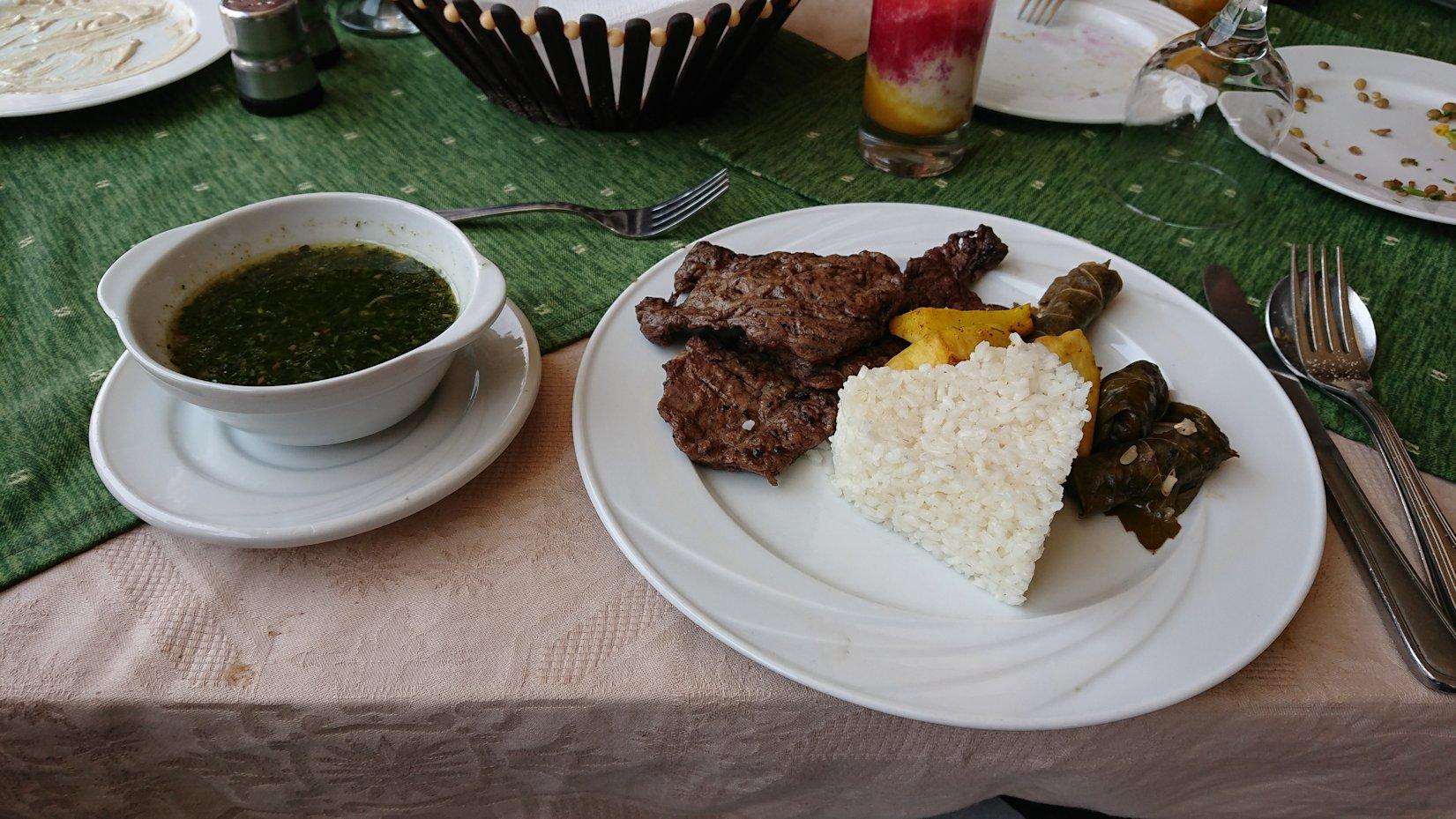 エジプト旅行 ブログ 口コミ カイロ 昼食
