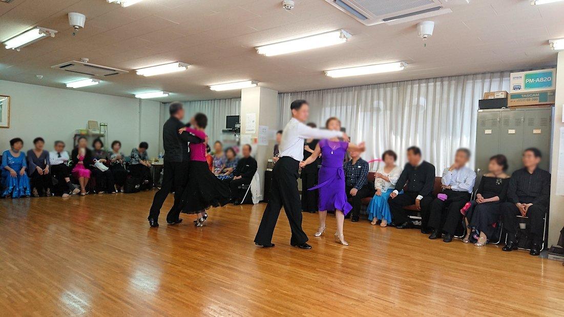社交ダンス パーティ 教室