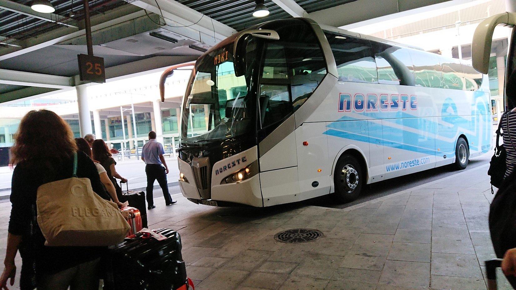スペイン旅行 バルセロナ空港 日本旅行