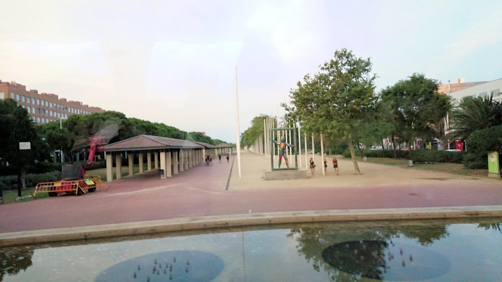 スペイン旅行 バルセロナ 日本旅行
