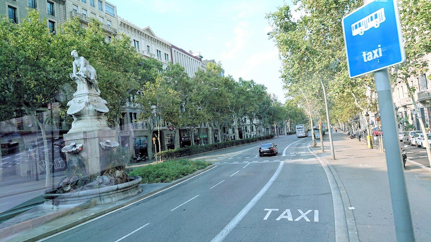 スペイン旅行 バルセロナ 日本旅行 カタルーニャ広場 デパート ブログ 口コミ