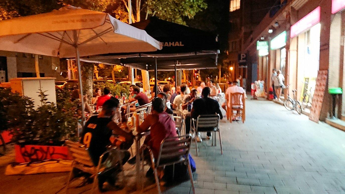 スペイン旅行 バルセロナ 日本旅行 バルセロナ 夜 ビーチ カジノ ナイトクラブ ブログ 口コミ