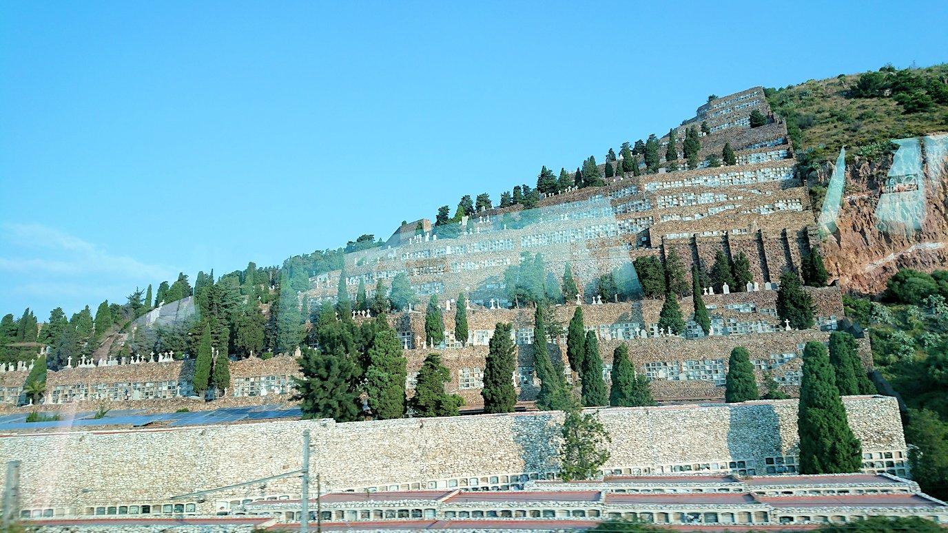 スペイン旅行 観光 日本旅行 モンセラット 岩 黒い 聖母像 マリア ブログ 口コミ