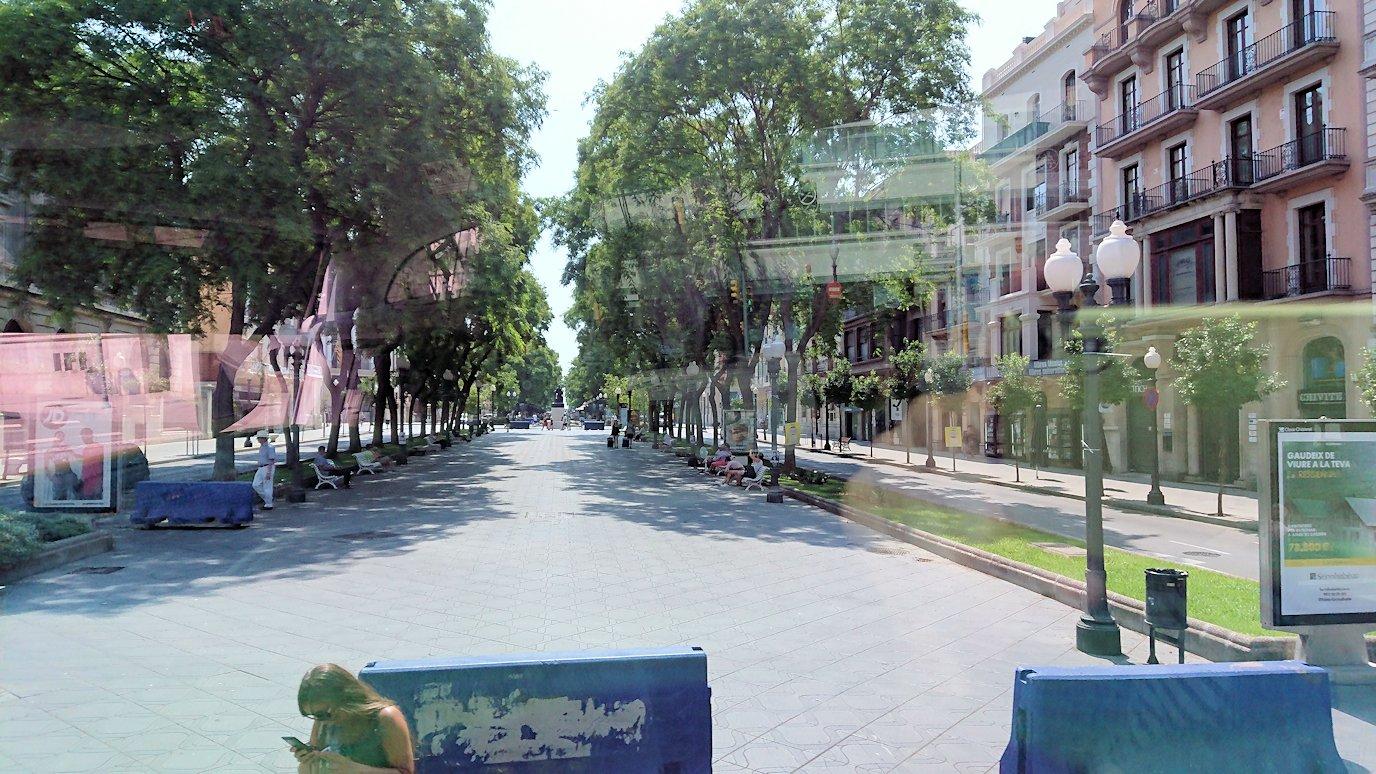 スペイン旅行 ツアー 観光 日本旅行 タラゴナ 広場 ブログ 口コミ