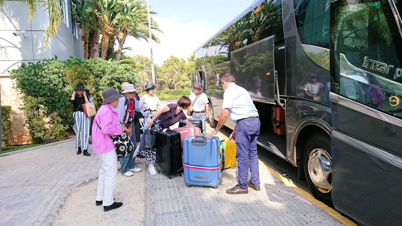 スペイン旅行 ツアー 観光 日本旅行 バレンシア オレンジ ホテル ブログ 口コミ
