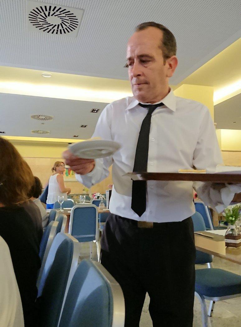スペイン旅行 ツアー 観光 日本旅行 バレンシア オレンジ ホテル バー 食事 夕食 ブログ 口コミ