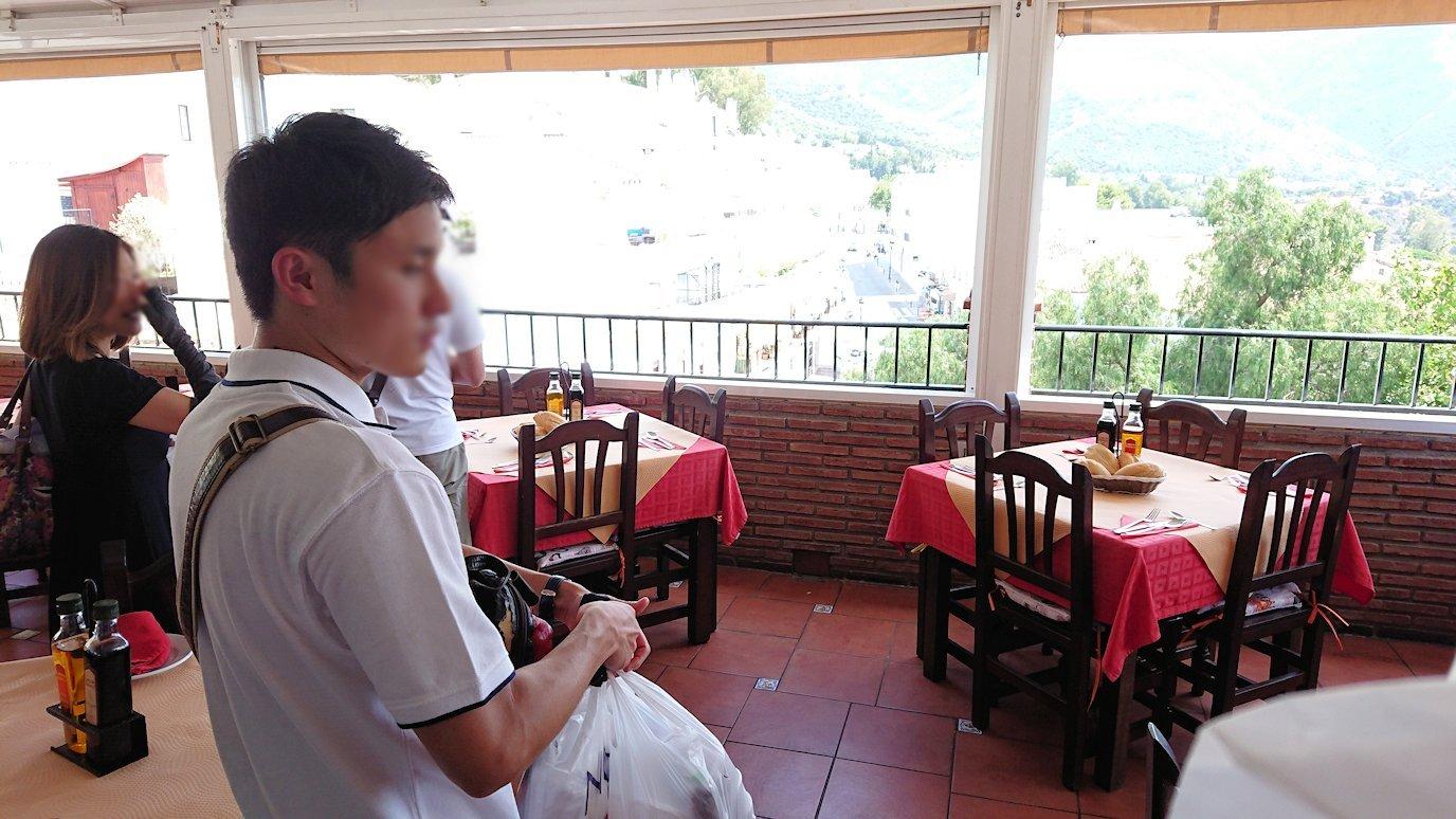 スペイン旅行 ツアー 観光 日本旅行 アンダルシア ミハス 雑貨 闘牛 ロバ アルガンオイル お土産 Tシャツ ブログ 口コミスペイン旅行 ツアー 観光 日本旅行 アンダルシア ミハス 昼食 ブログ 口コミ