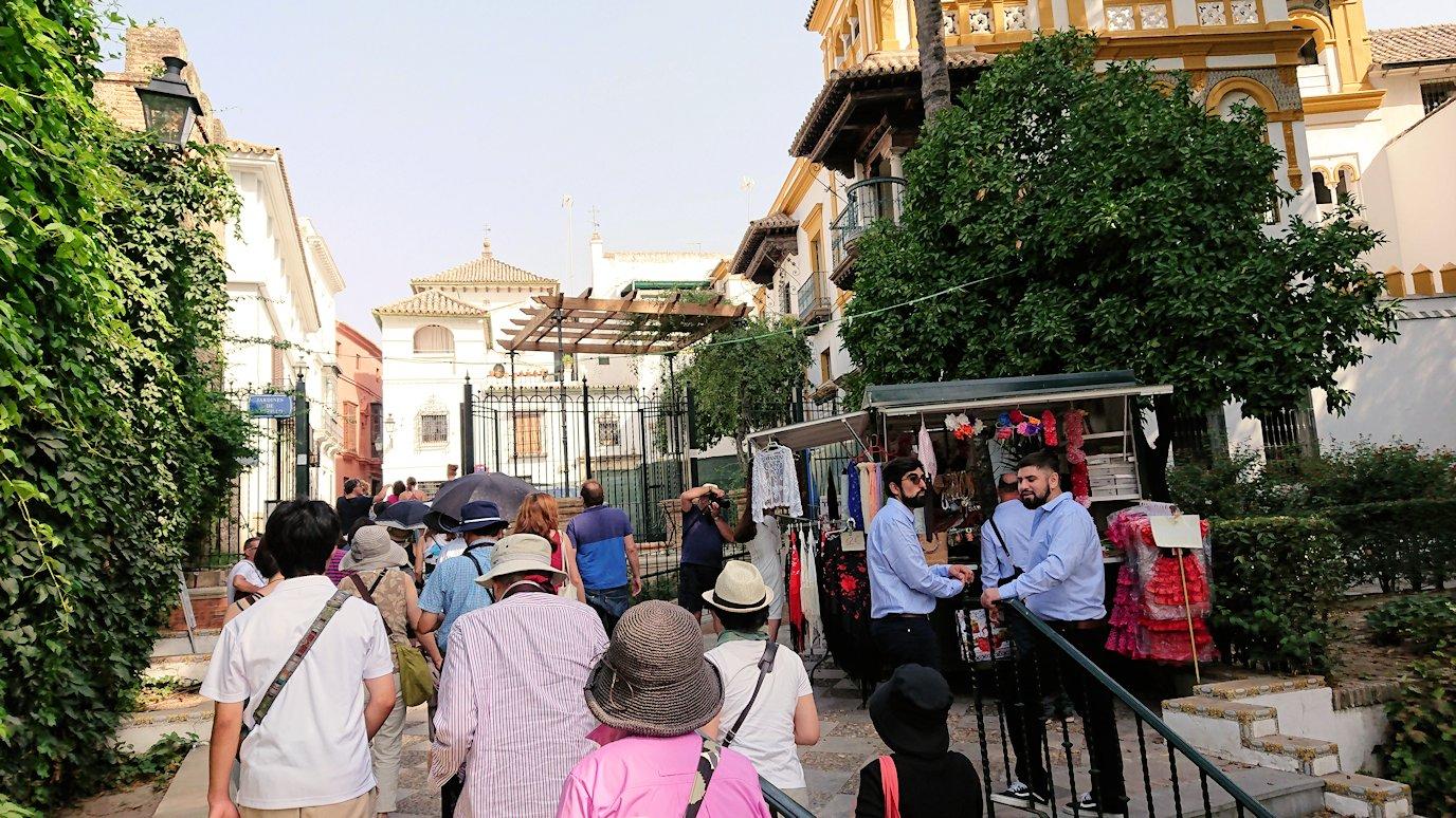 スペイン旅行 ツアー 観光 日本旅行 セビリア コロンブス ブログ 口コミ