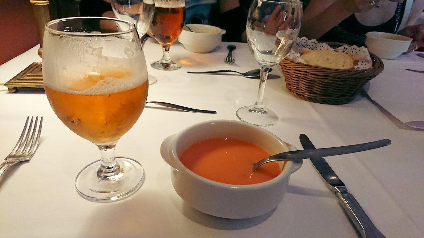 スペイン旅行 ツアー 観光 日本旅行 セビリア カテドラル 昼食 レストラン ブログ 口コミ