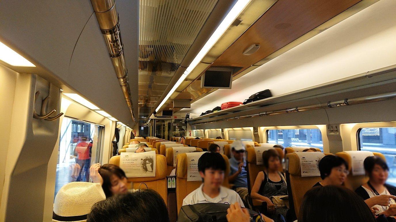 スペイン旅行 ツアー 観光 日本旅行 コルドバ AVE アヴェ 新幹線 駅 雑貨 お土産 感想 ブログ 口コミ