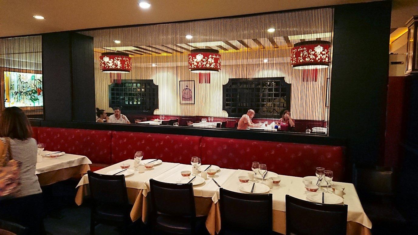 スペイン旅行 ツアー 観光 日本旅行 マドリード 夕食 レストラン 中華 料理 美味しい  お土産 感想 ブログ 口コミ