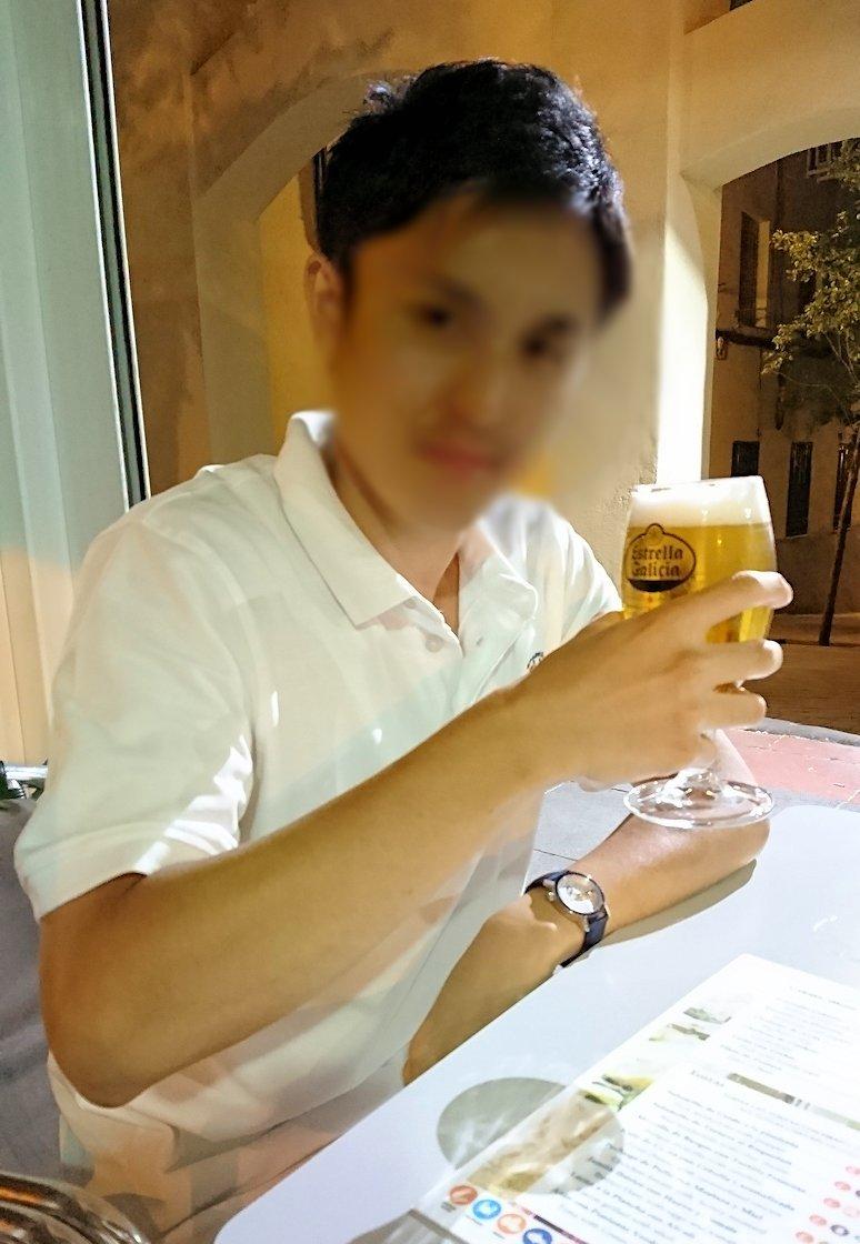 スペイン旅行 ツアー 観光 日本旅行 マドリード バル 地下鉄 風俗 viva ビール  お土産 感想 ブログ 口コミ
