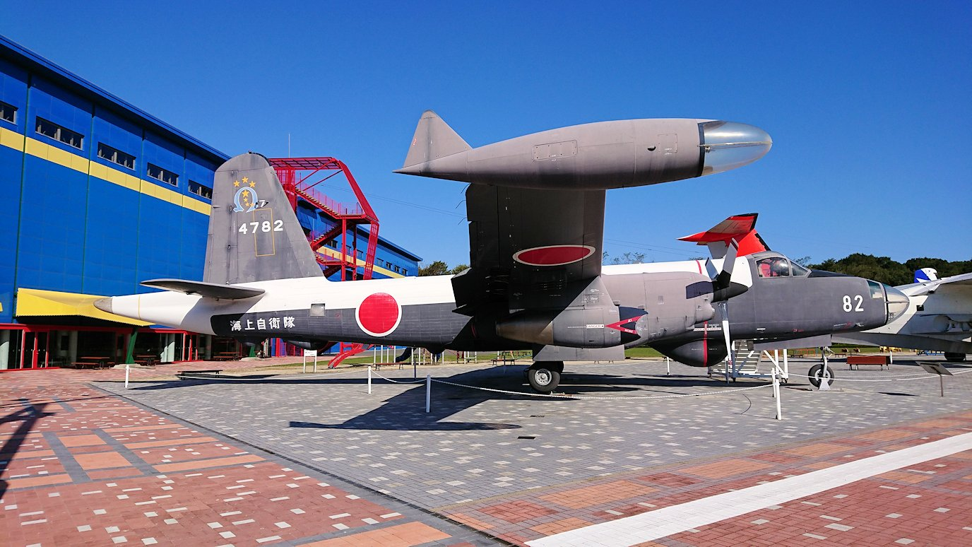 岐阜 かかみがはら 航空 宇宙 科学 博物館 見学 口コミ 感想 ヘリコプター 自衛隊