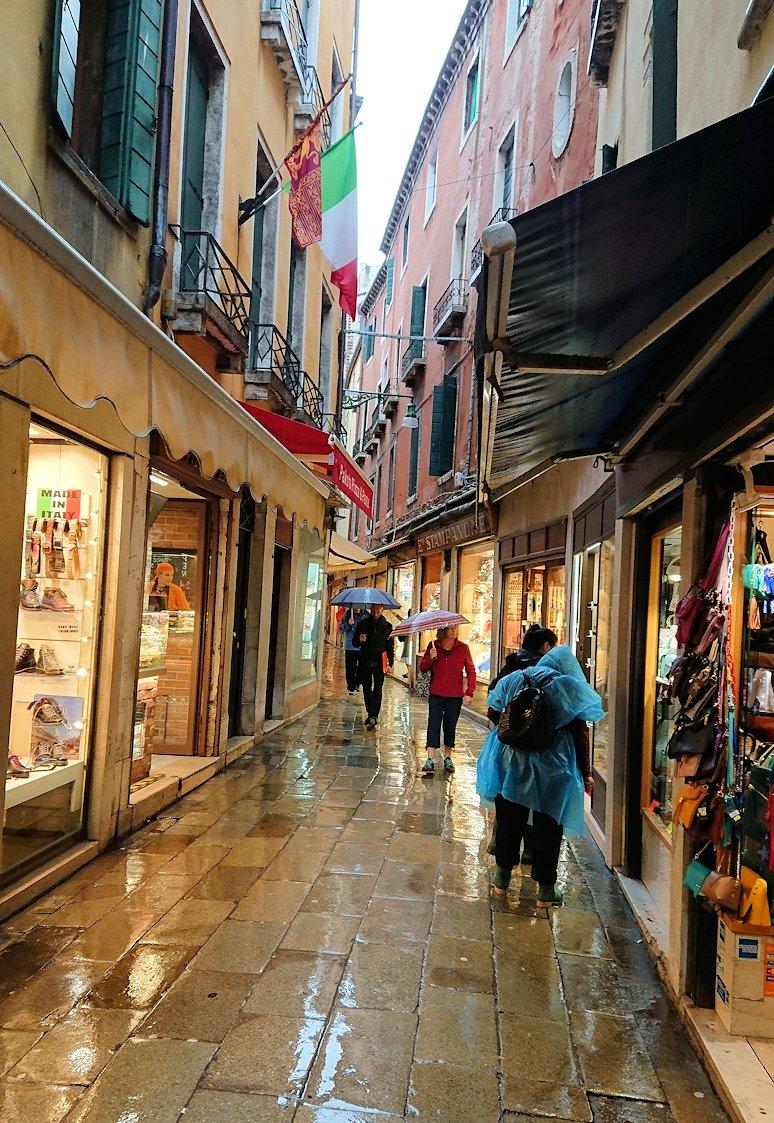 ベネチアの街を歩いて、更に奥へ