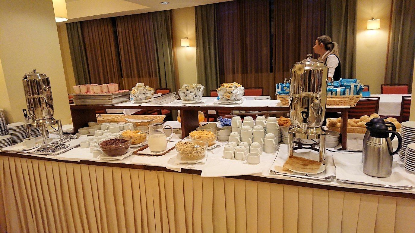 NILHOTELの朝食バイキングの様子5