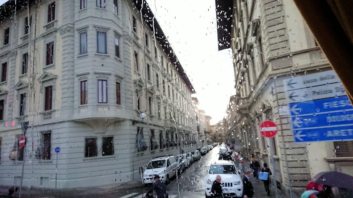 バスでフィレンツェ市内を移動6