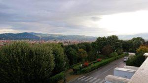 フィレンツェ市内のミケランジェロ広場からの絶景3