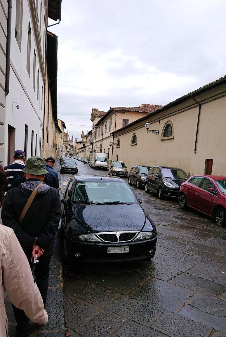 フィレンツェ市内を歩く2