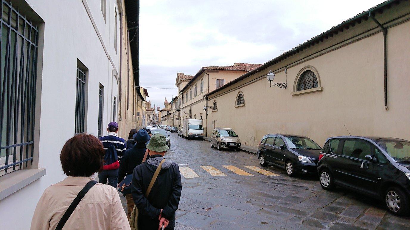 フィレンツェ市内を歩く3