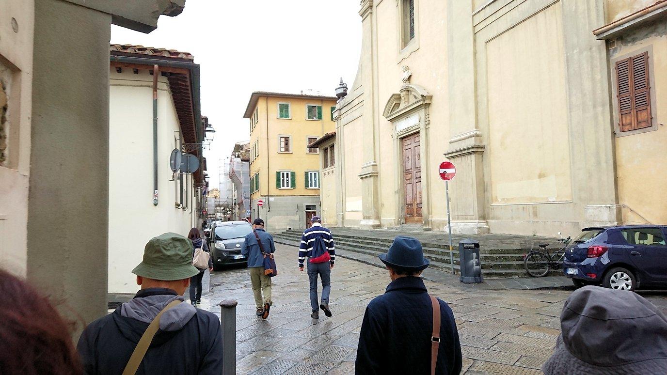 フィレンツェ市内を歩く4