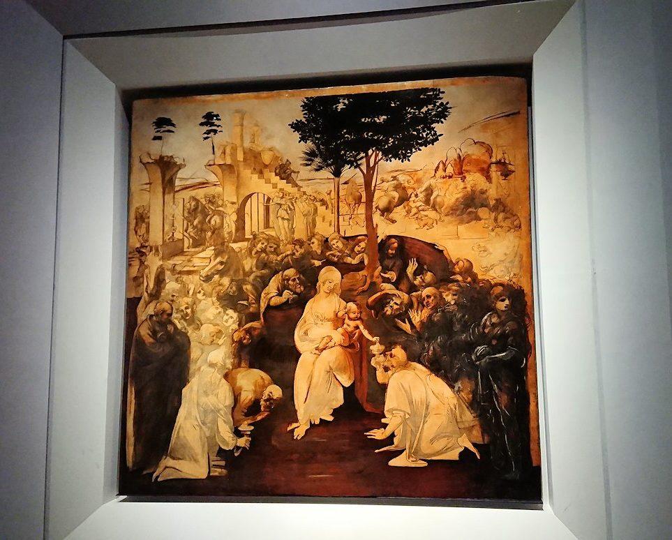 ウフィツィ美術館で見る絵画