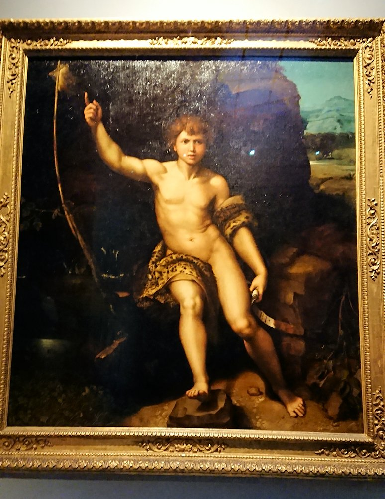 ウフィツィ美術館で絵画に出会う