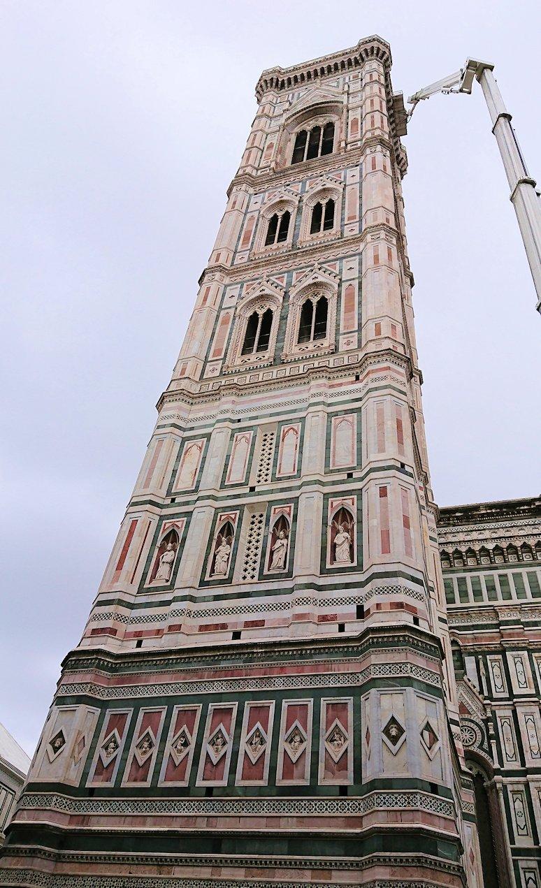 フィレンツェ大聖堂の搭