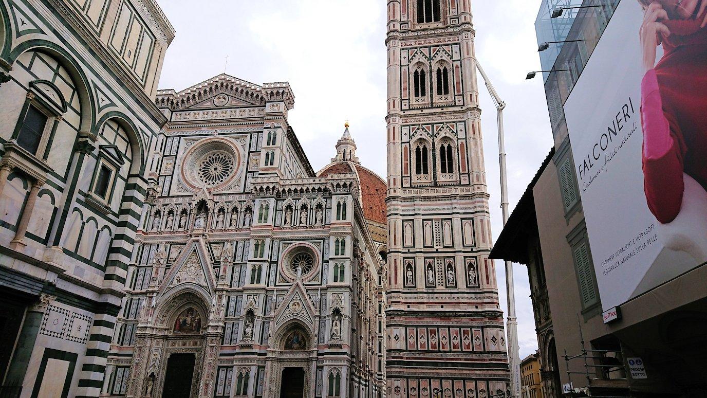 フィレンツェ大聖堂の搭2