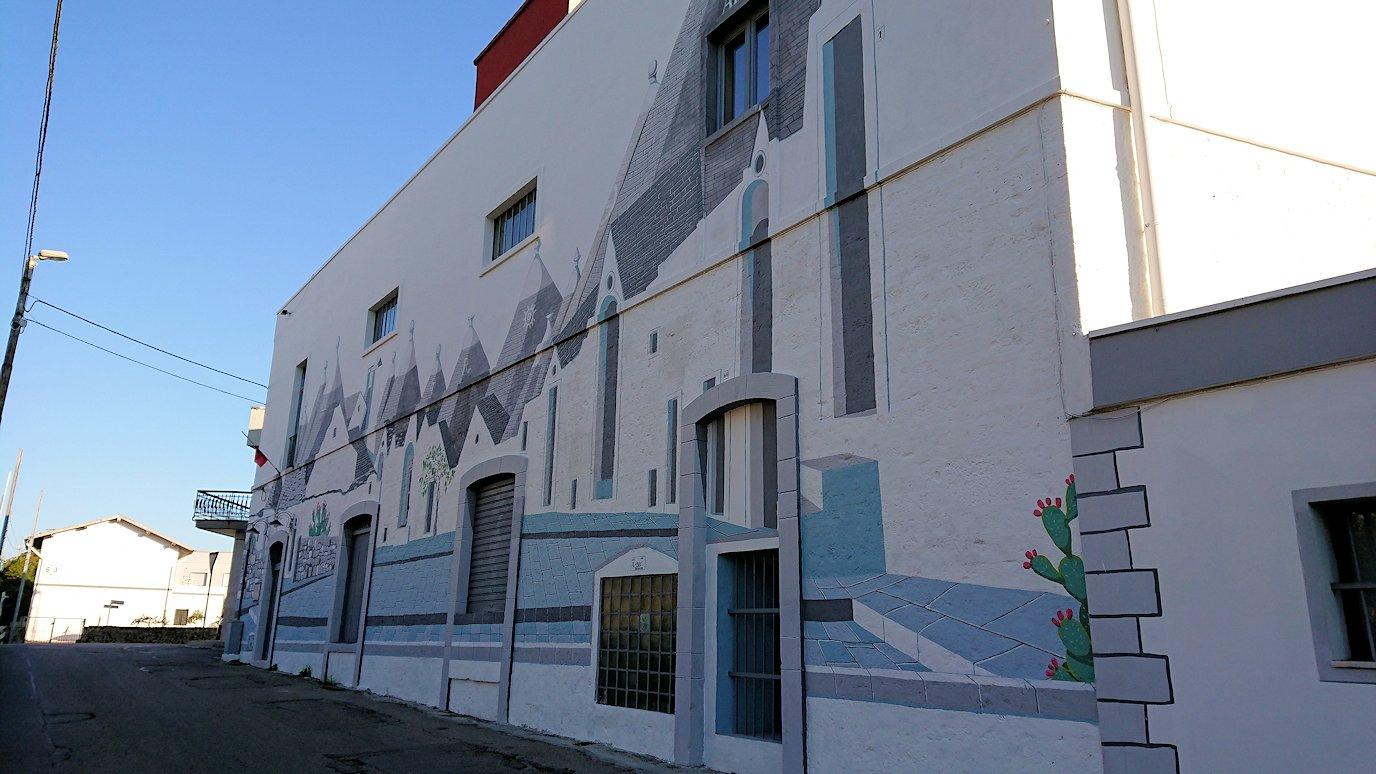 アルベロベッロのホテル付近の様子6