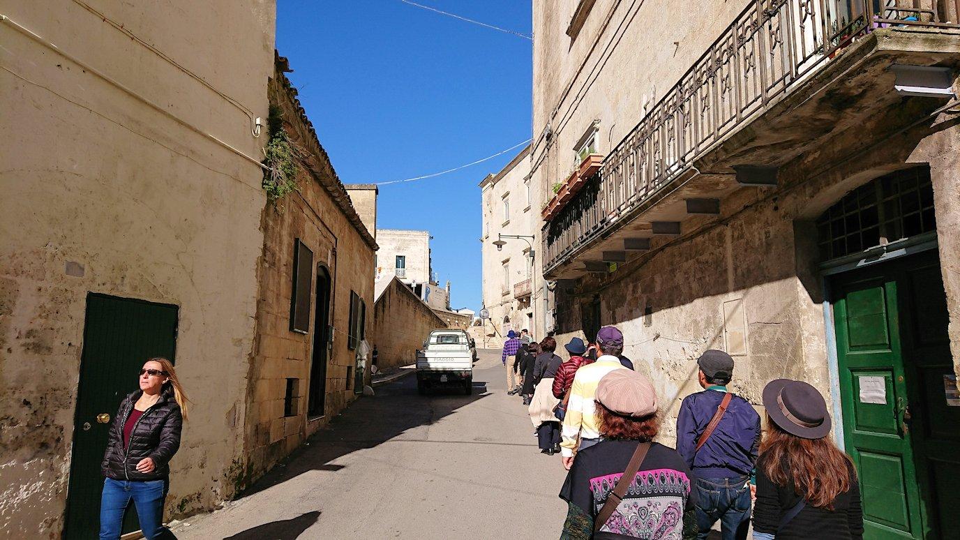 マテーラの街の中心部へ戻る途中に見たもの10