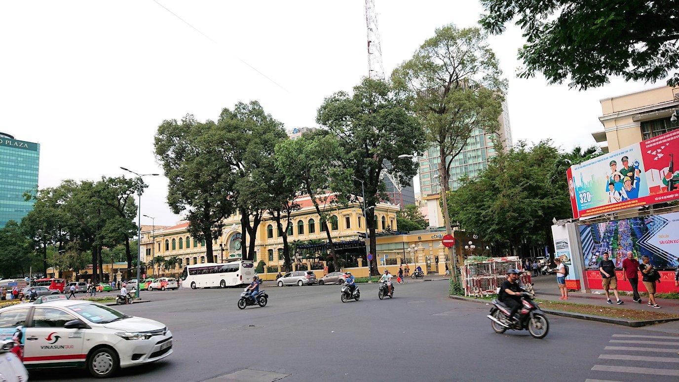 ホーチミンのサイゴン大教会2