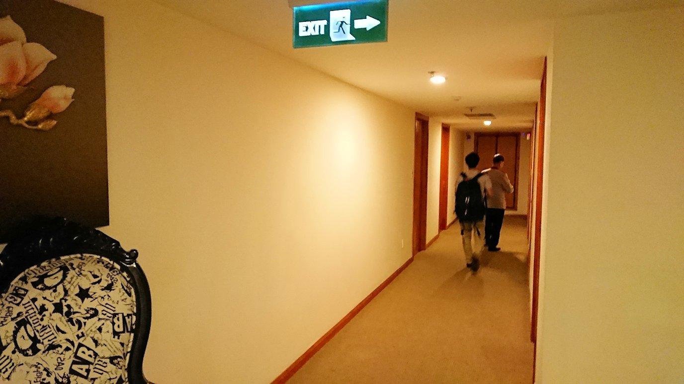 サイゴンホテルの様子3