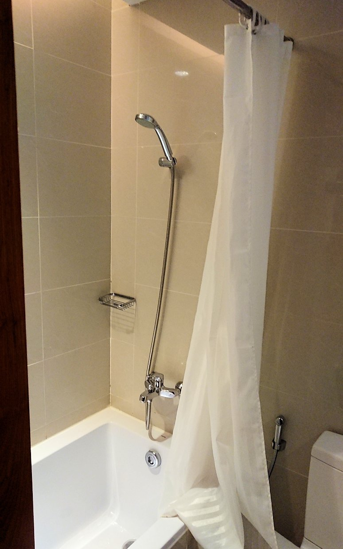 サイゴンホテルの風呂場