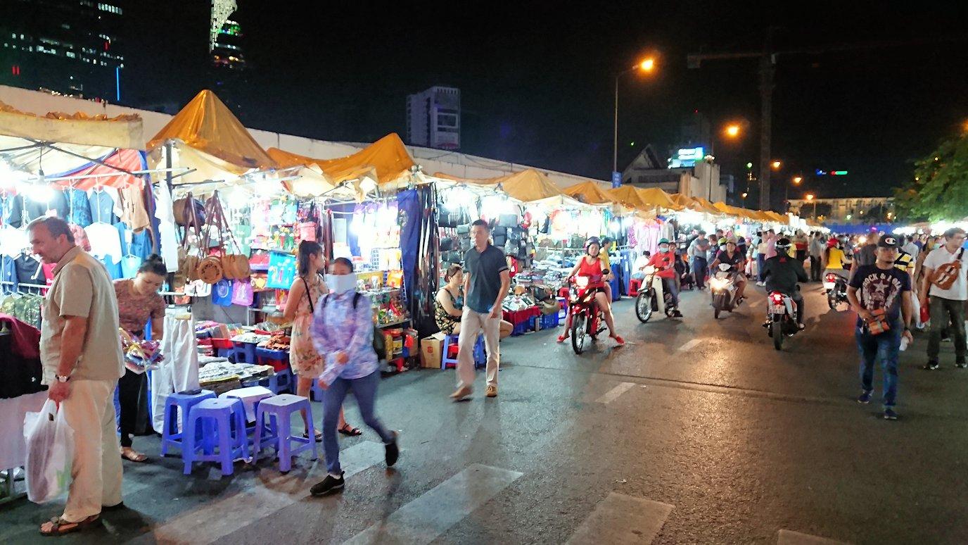 夜のベンコイ:ナイトマーケットの様子5