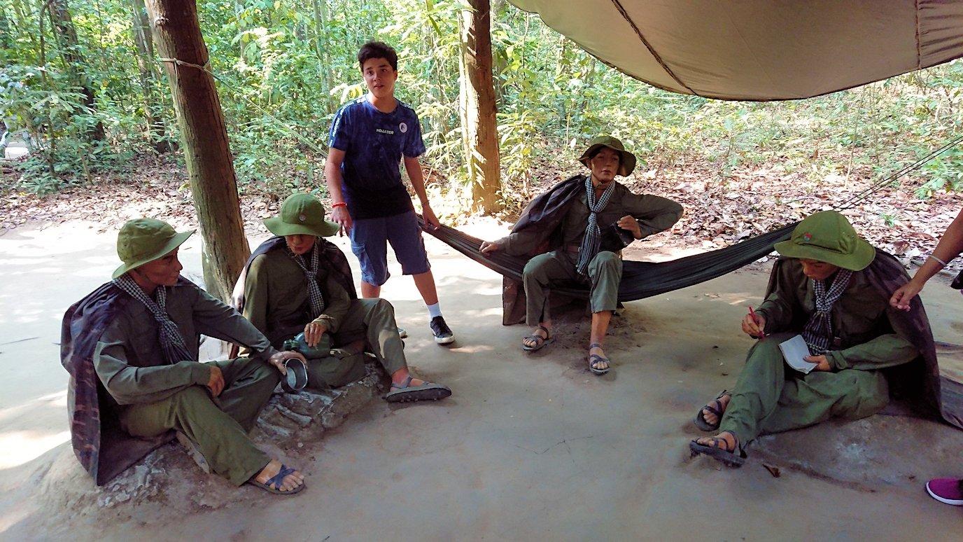 ベトナム戦争当時の人々の様子2