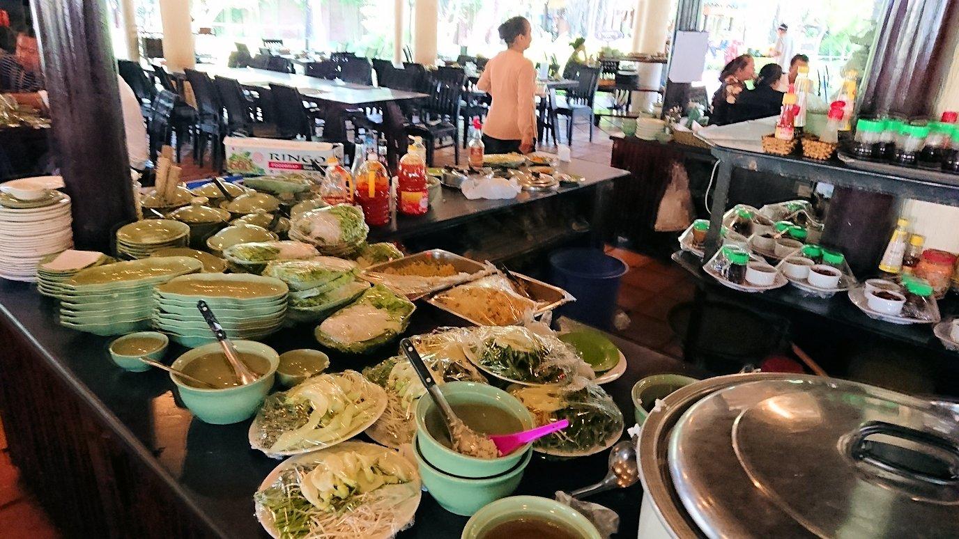 エレファントフィッシュが食べれる昼食レストラン会場8