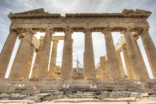 パルテノン神殿-2