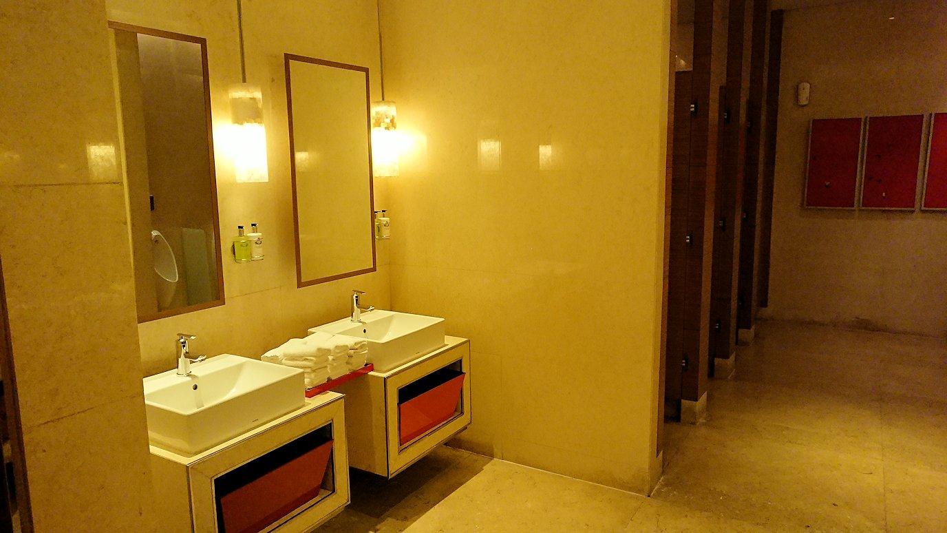 ホーチミン市内のインターコンチネンタルホテルに到着4